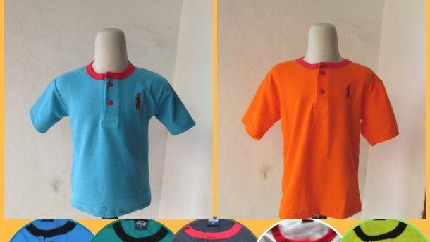 Grosiran Murah di Bandung Supplier Kaos Polo Kids TERMURAH di Bandung 15RIBUAN