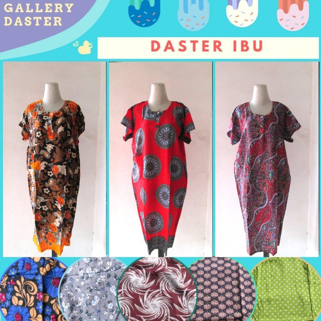Grosiran Murah di Bandung Pabrik Daster Ibu Ibu Terbaru MURAH hanya Rp.24.500 di Bandung!!