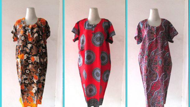 GROSIR PAKAIAN MURAH ONLINE DI BANDUNG Pabrik Daster Ibu Ibu Terbaru MURAH hanya Rp.24.500 di Bandung!!