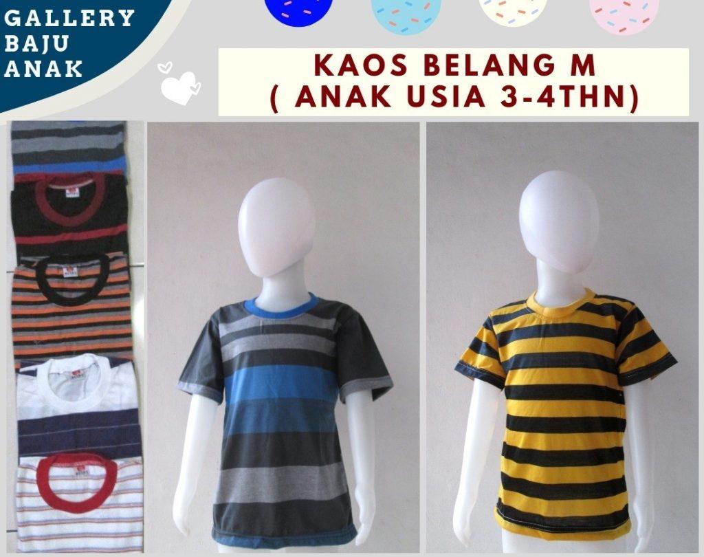 Grosiran Murah di Bandung Distributor Kaos Salur Anak TERMURAH DI BANDUNG Mulai Rp.6000!!!