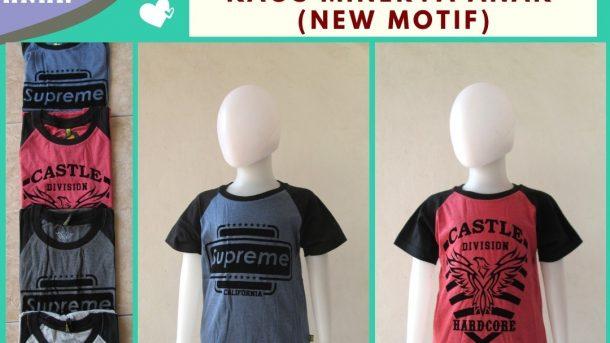 GROSIR PAKAIAN MURAH ONLINE DI BANDUNG Produsen Kaos Minerva Anak Laki Laki Termurah di Bandung Hanya 16RIBUAN