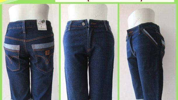 GROSIR PAKAIAN MURAH ONLINE DI BANDUNG Produsen Jeans Denim Pendek Pria Dewasa Murah Hanya Rp.39.500 di Bandung
