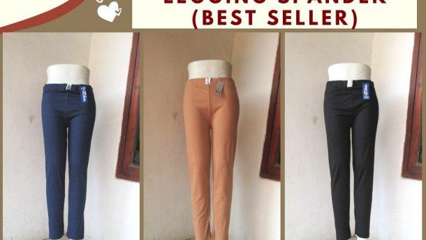 GROSIR PAKAIAN MURAH ONLINE DI BANDUNG Supplier Legging Spandek Wanita Dewasa Termurah di Bandung Hanya 18RIBUAN