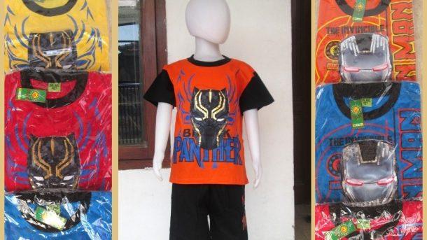 GROSIR PAKAIAN MURAH ONLINE DI BANDUNG Produsen Setelan Hero LED Anak Laki Laki Karakter Bisa Menyala Murah di Bandung Mulai 33RIBUAN