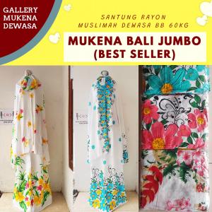 GROSIR PAKAIAN MURAH ONLINE DI BANDUNG Grosir Mukena Bali Jumbo Murah