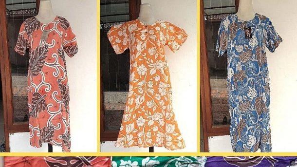 Grosiran Murah di Bandung Produsen Daster Sablon Dewasa di Bandung Rp 23.000