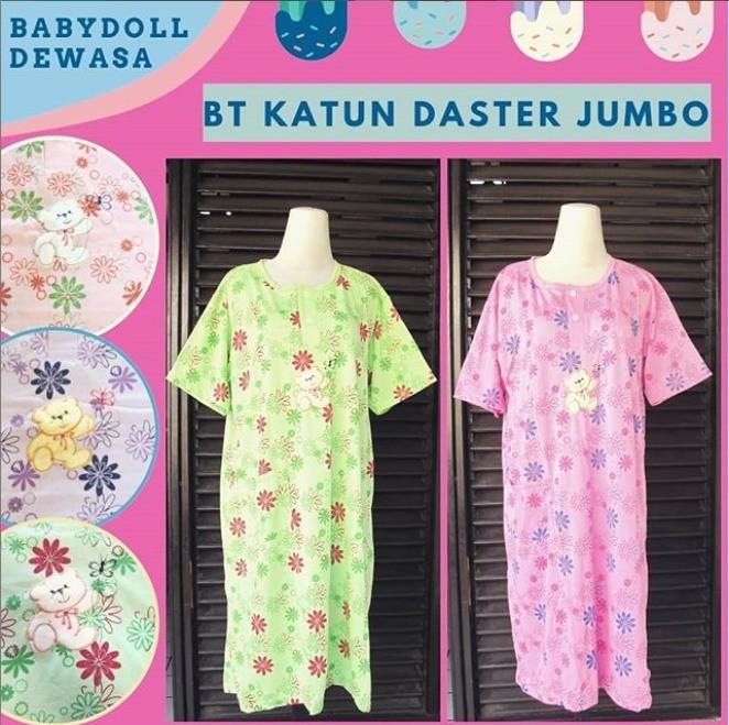 Grosiran Murah di Bandung Produsen Babydoll Daster Jumbo di Bandung Rp 26000