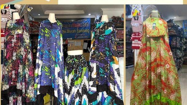 GROSIR PAKAIAN MURAH ONLINE DI BANDUNG Produsen Mukena Khadijah Dewasa di Bandung 72,000
