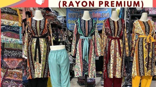 Grosiran Murah di Bandung Distributor Setelan Sultan Dewasa di Bandung Rp 94,000