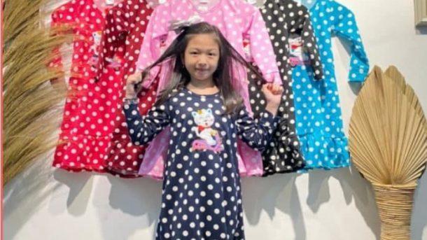 GROSIR PAKAIAN MURAH ONLINE DI BANDUNG Distributor Tunik Anak Murah di Bandung 32,000